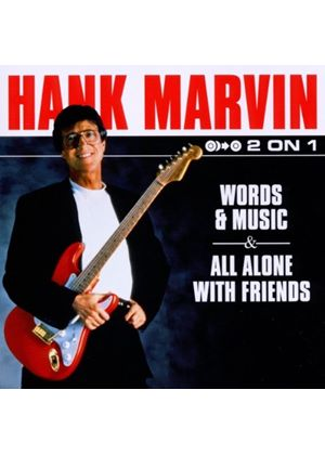 Hank Marvin - Words And Music/All Alone With Friends (Music CD)