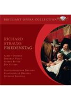 Strauss, R: Friedenstag (Music CD)