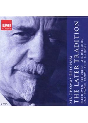 Sir Thomas Beecham - (The) Later Tradition (Music CD)