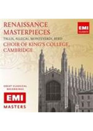 Renaissance Masterpieces (Music CD)
