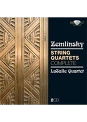 Zemlinsky: String Quartets (Music CD)