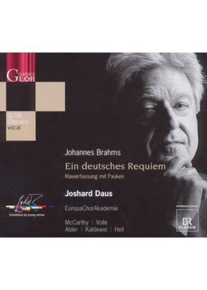 Brahms: Ein deutsches Requiem (Music CD)
