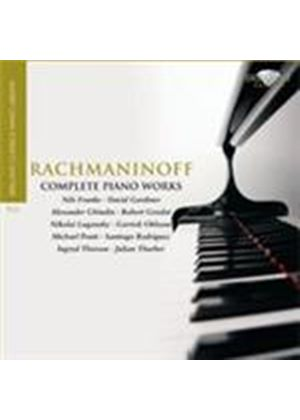 Rachmaninov: Complete Piano Works (Music CD)