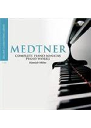 Medtner: Complete Piano Sonatas (Music CD)