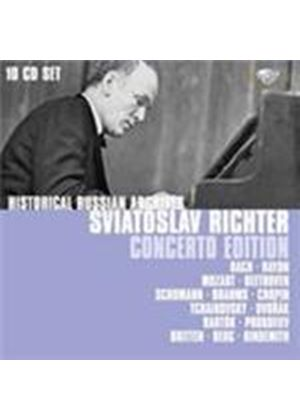 Sviatoslav Richter - Russian Archives: Concerto Edition (Music CD)