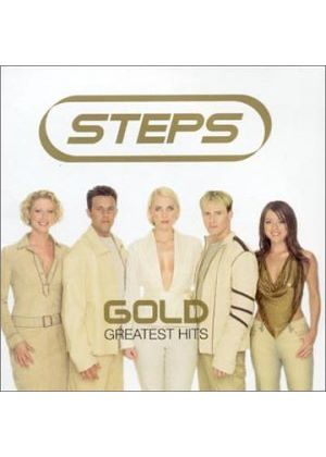 Steps - Gold - The Greatest Hits (Music CD)