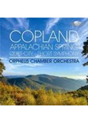 Copland: Appalachian Spring; Quiet City (Music CD)