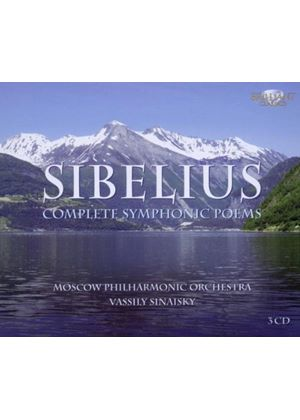 Sibelius: Complete Symphonic Poems (Music CD)