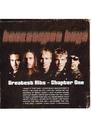 Backstreet Boys - Greatest Hits Chapter 1 (Music CD)