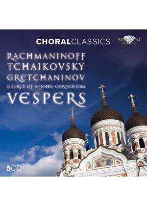 Russian Choral Works (Music CD)