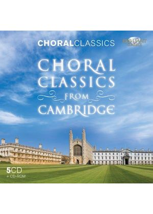 Choral Classics: Choral Classics from Cambridge (Music CD)