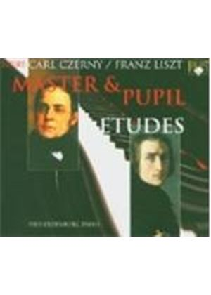 Various Artists - Czerny/List Master And Pupil