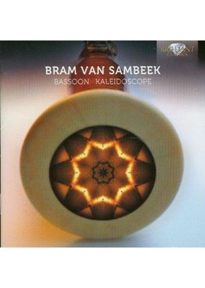 Bassoon Kaleidoscope (Music CD)