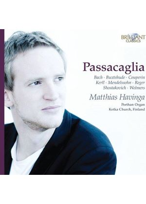 Passacaglia (Music CD)