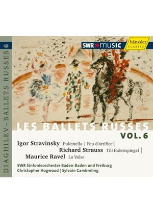 Ballets Russes, Vol. 6 (Music CD)