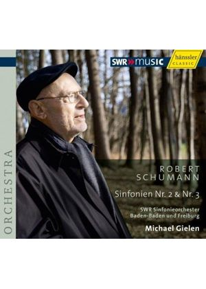 Robert Schumann: Sinfonien Nr. 2 & 3 (Music CD)