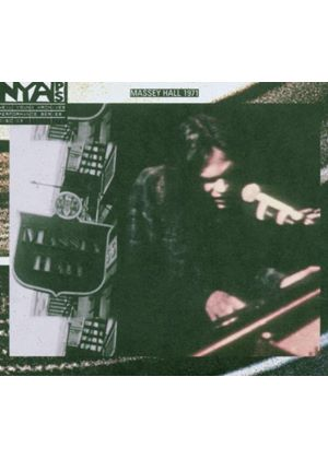 Neil Young - Massey Hall 1971: Performance Series Vol.3 (CD&DVD) (Music CD)