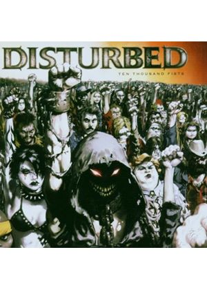 Disturbed - Ten Thousand Fists [Special Edition CD + DVD] (Music CD)