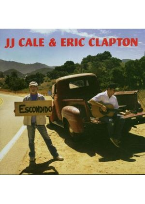 JJ Cale and Eric Clapton - The Road to Escondido (Music CD)