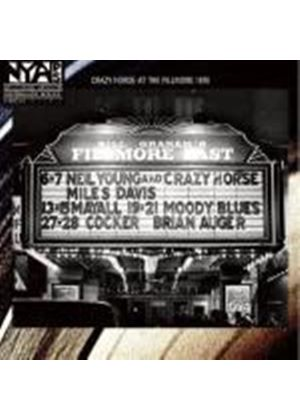 Neil Young - At the Fillmore 1970 (Music CD)