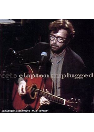 Eric Clapton - Eric Clapton Unplugged (Music CD)