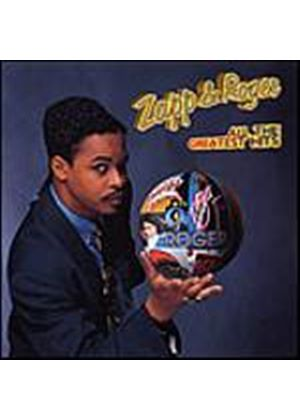 Zapp And Roger - All The Greatest Hits (Music CD)