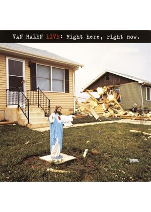 Van Halen - Right Here, Right Now (Music CD)