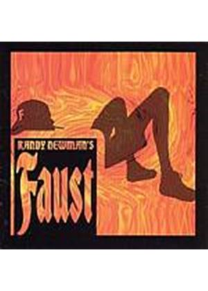 Various Artists - Randy Newmans Faust (Music CD)