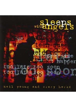 Neil Young & Crazy Horse - Sleeps With Angels (Music CD)
