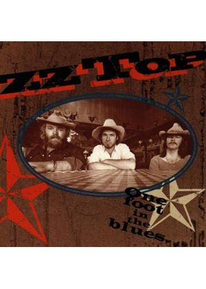 ZZ Top - One Foot In The Blues (Music CD)