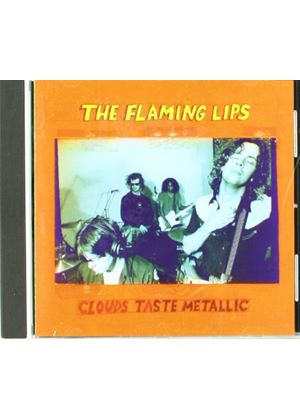 The Flaming Lips - Clouds Taste Metallic (Music CD)
