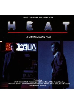 Original Soundtrack - Heat OST (Music CD)