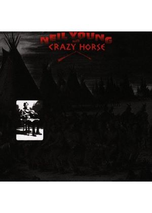 Neil Young With Crazy Horse - Broken Arrow (Music CD)