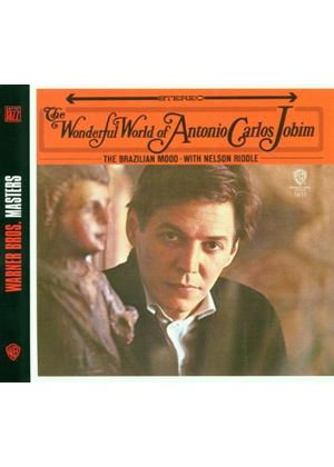Antonio Carlos Jobim - Wonderful World Of Antonio Carlos Jobim (Music CD)