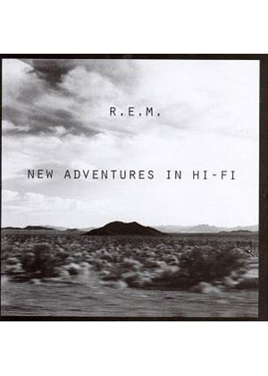 R.E.M. - New Adventures In Hi-Fi (Music CD)