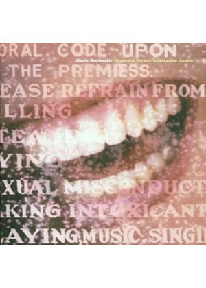 Alanis Morissette - Supposed Former Infatuation Junkie (Music CD)