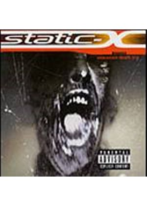 Static-X - Wisconsin Death Trip (Music CD)