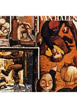 Van Halen - Fair Warning (Music CD)