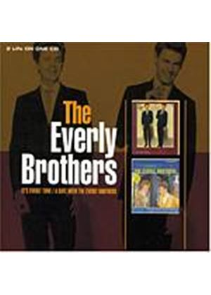 The Everly Brothers - Its Everly Time & A Date With The Everlys (Music CD)