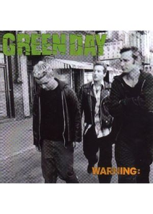 Green Day - Warning (Music CD)