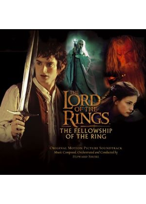 Original Soundtrack (Shore) - The Lord Of The Rings: The Fellowship Of The Ring (Music CD)