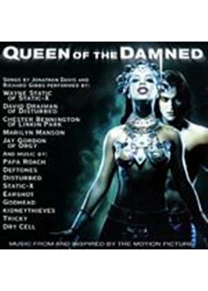 Original Soundtrack - Queen Of The Damned (Music CD)