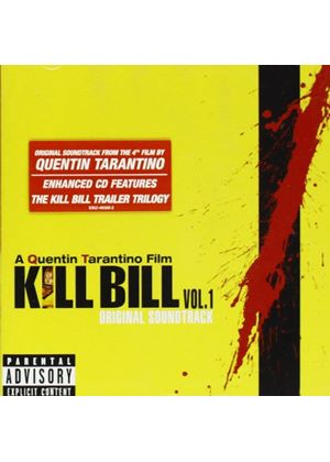 Original Soundtrack - Kill Bill: Volume 1 (Music CD)