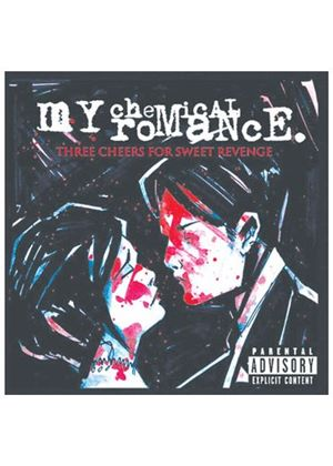 My Chemical Romance - Three Cheers For Sweet Revenge (Music CD)