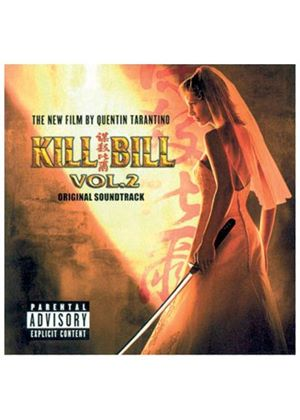 Original Soundtrack - Kill Bill: Volume 2 (Music CD)