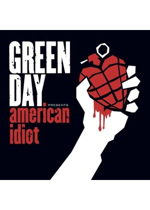 Green Day - American Idiot (Music CD)