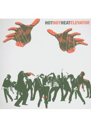 Hot Hot Heat - Elevator (Music CD)