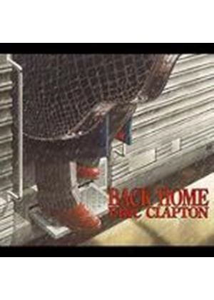 Eric Clapton - Back Home (Music CD)