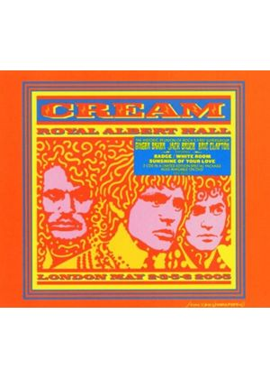 Cream - Royal Albert Hall, London, May 2-3-5-6 2005 (Music CD)