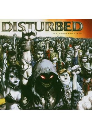 Disturbed - Ten Thousand Fists (Music CD)